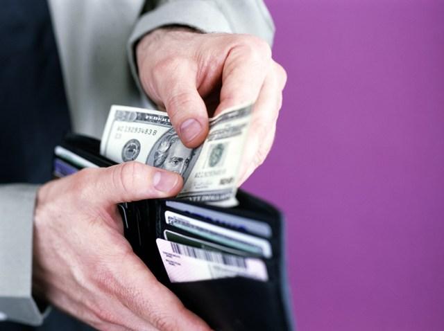Wallet cash money generic