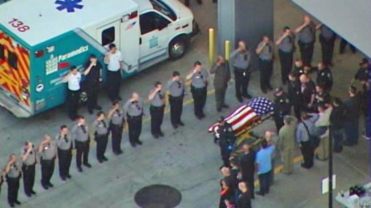 BART Police Officer Shot, Killed in Dublin - NBC Bay Area