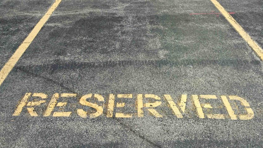 012219 reserved parking space parking spot generic