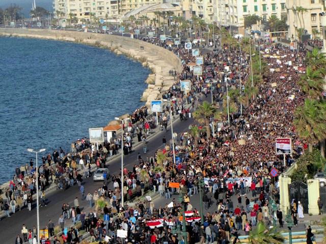 01302011 Egypt Protest