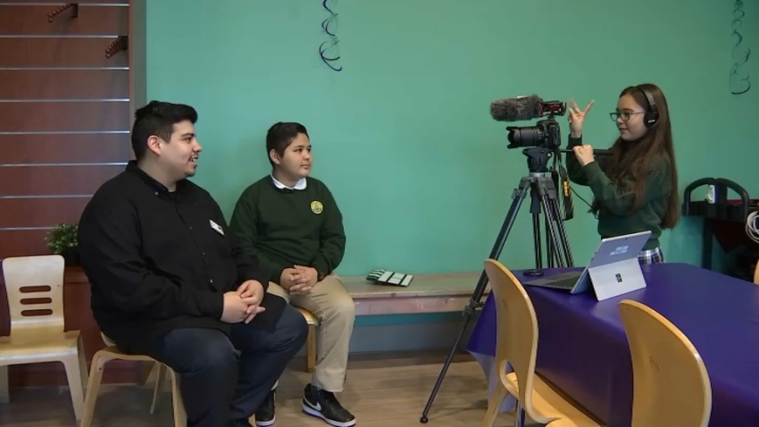 Discovery Youth Program Helps San Jose Students Learn Video Production