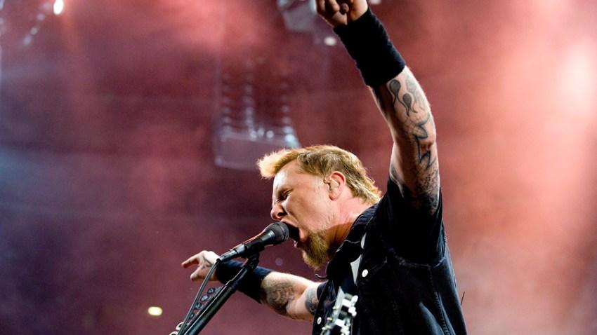 020509 Grammy Metallica