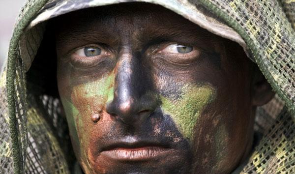 022609 Top News Croatian Soldier