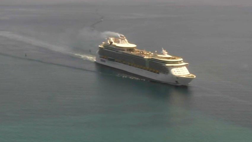 Cruise ship file image