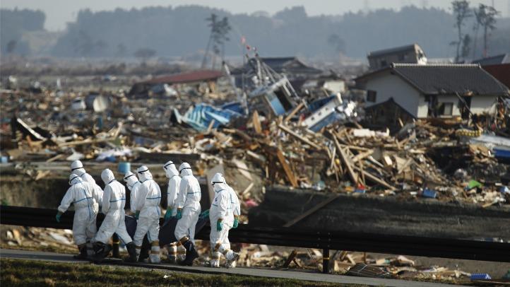 041511 Japan recovery victim earthquake