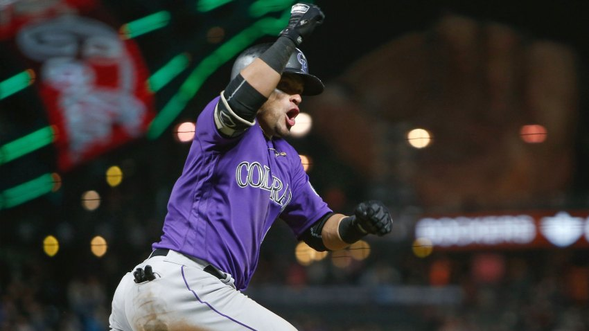 [CSNBY] Source: Giants signing outfielder Gerardo Parra to minor league contract