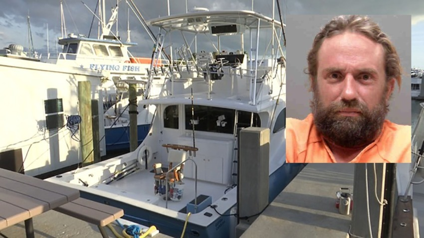 060519 mark bailey sarasota drunk boating arrest mugshot