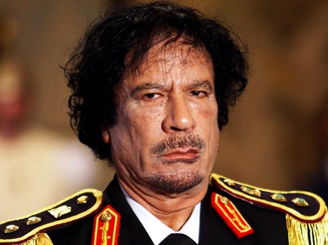 082409 Moammar Gadhafi