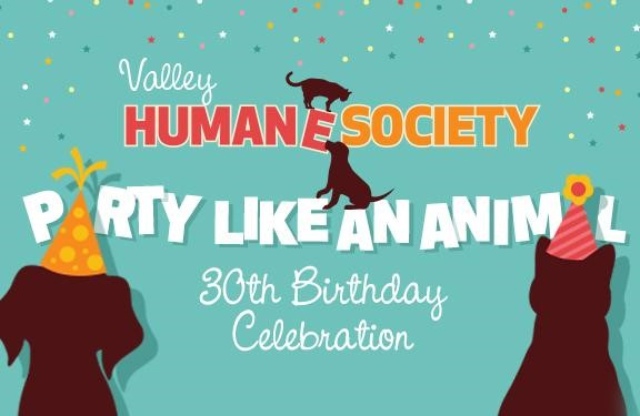 0907 Valley Humane Bday