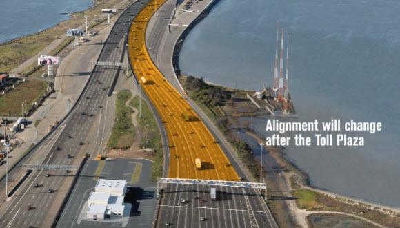 Bay Bridge Pres. Day Closure