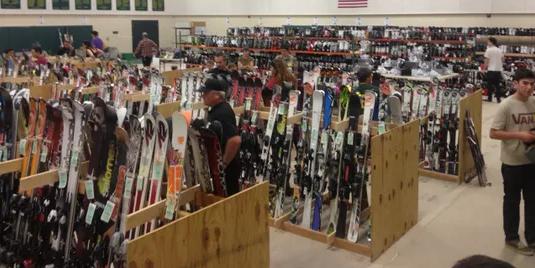 1012 ski swap