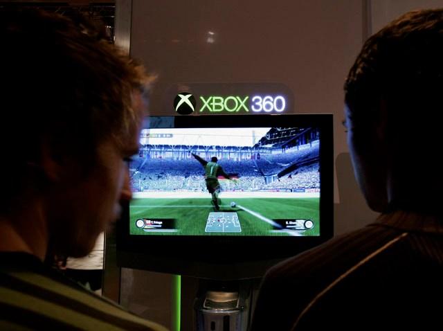 #2 Microsoft Xbox360