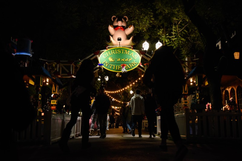 San Jose's Christmas in the Park Brings Holiday Cheer for 40th Year