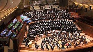 San Francisco Choral Society at Davies Symphony Hall 2005