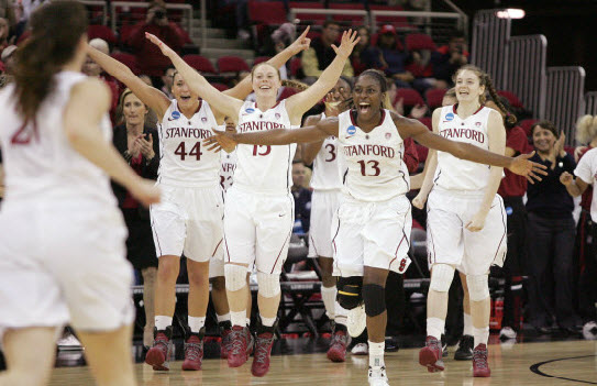Stanford Women Make it to Final Four
