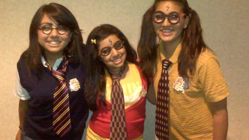 3pottergirls