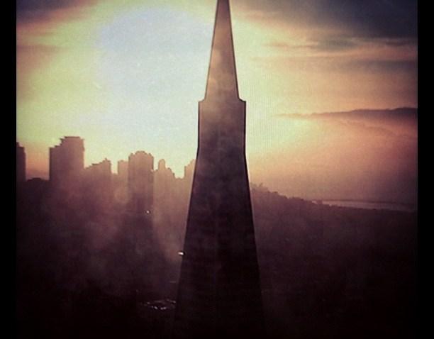 "[nbcbayarea] Another Bay Area sunset to ""in-spire"" #nbcbayarea #nwsbayarea"