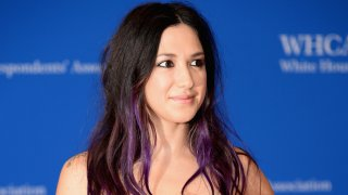 In this May 3, 2014, file photo, Michelle Branch attends the 100th Annual White House Correspondents' Association Dinner at the Washington Hilton in Washington, D.C.
