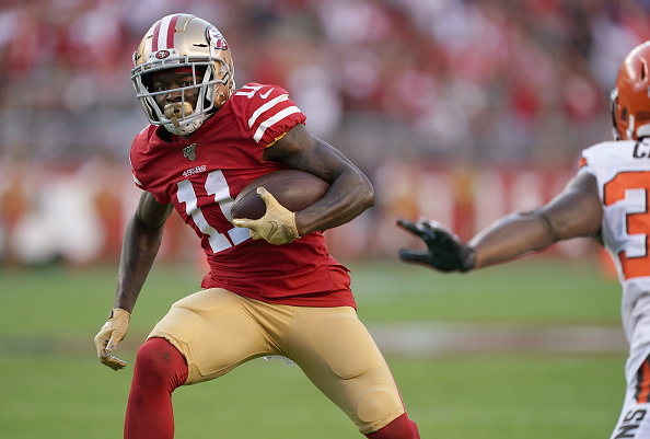 49ers Place Receiver Marquise Goodwin on Injured Reserve