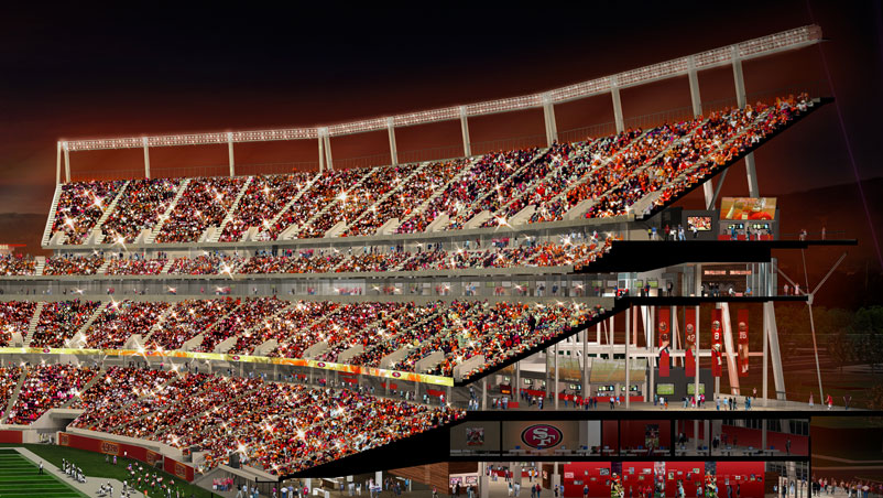 49ers new stadium