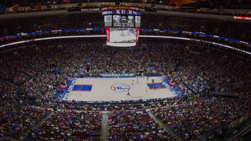 [CSNBY] Start of Kings vs 76ers delayed due to floor conditions