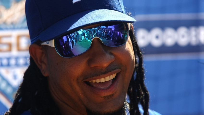 July 30, 2008 - Manny