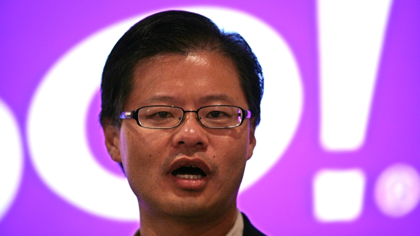 Yahoo Yang CEO Change