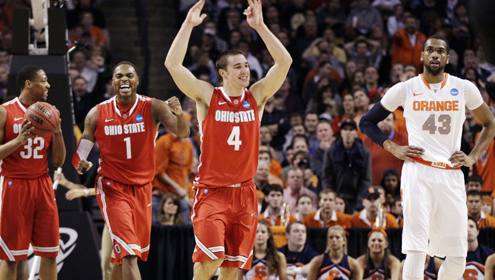 APTOPIX NCAA Ohio St Syracuse Basketball