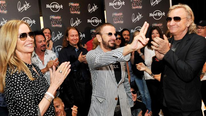 Ringo Starr Birthday