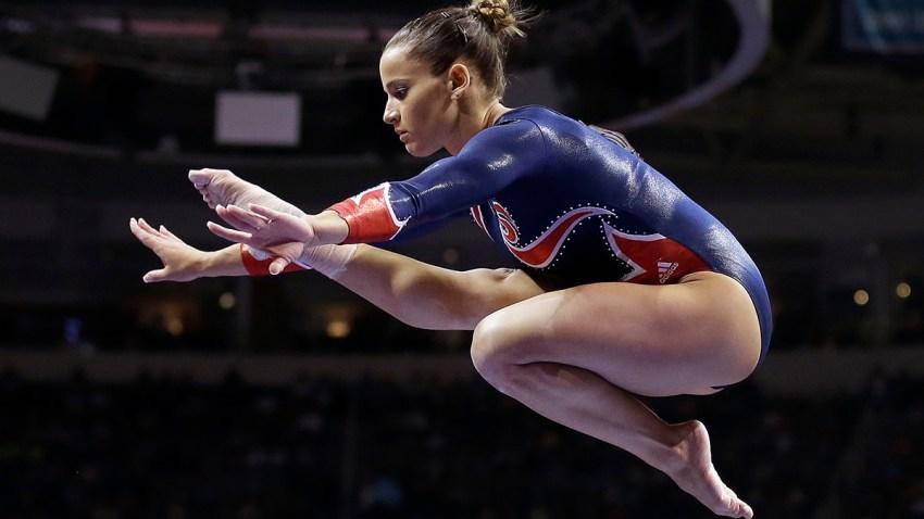 Olympic Trials Gymnastics