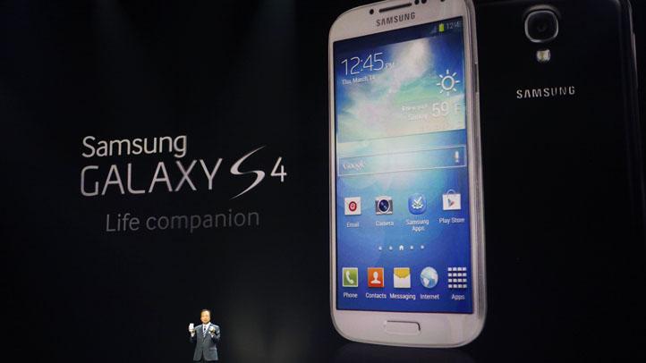 Samsung New Phone