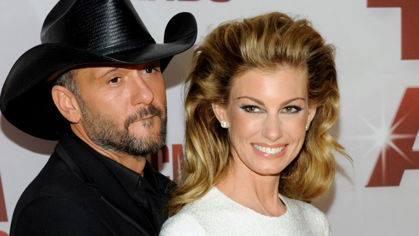 People Tim McGraw Faith Hill