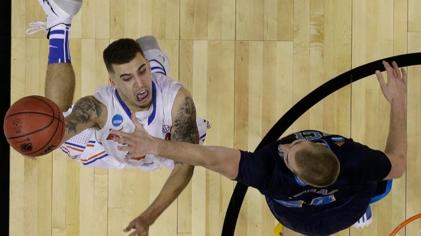 NCAA UCLA Florida Basketball