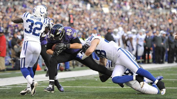 Colts Ravens Football