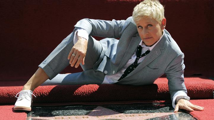 Humor Prize-Ellen DeGeneres