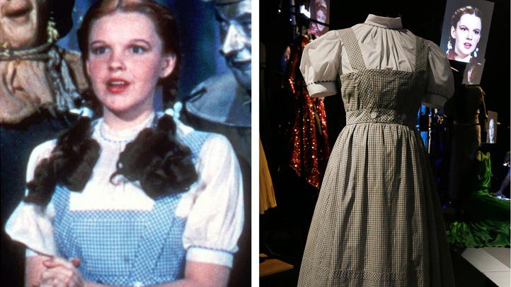 Judy Garland Oz Dress