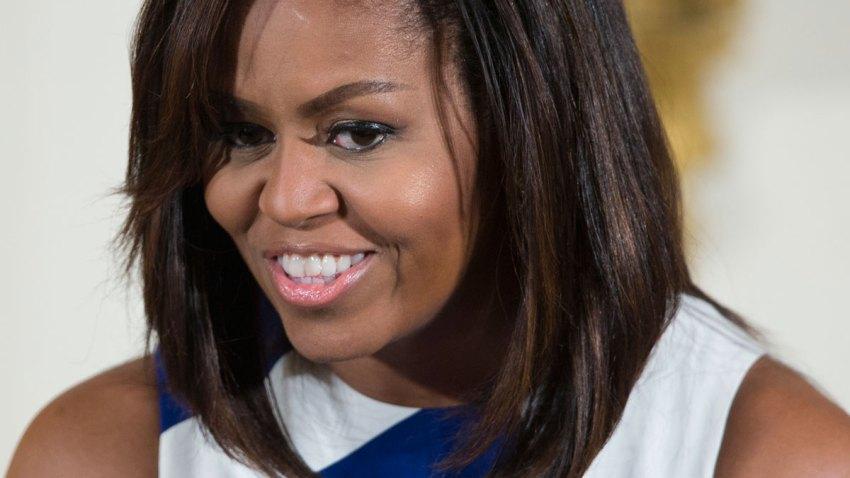 Michelle Obama-Africa