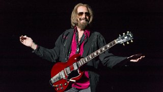 In this Sept. 17, 2017, file photo, Tom Petty of Tom Petty and the Heartbreakers seen at KAABOO 2017 at the Del Mar Racetrack and Fairgrounds in San Diego, Calif.