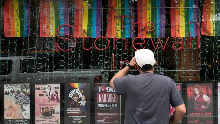 Stonewall Rainbow Flag