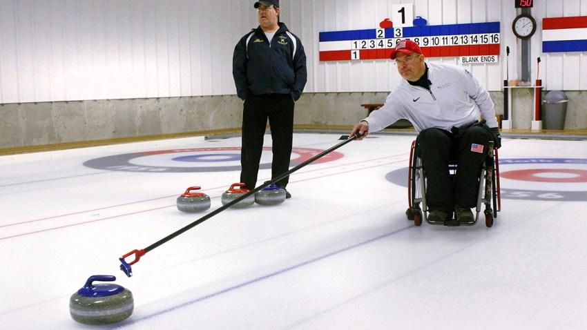 Paralympic Curling Emt