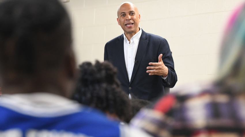 Election 2020 Cory Booker