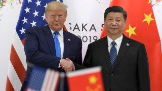 Trump G20 US China