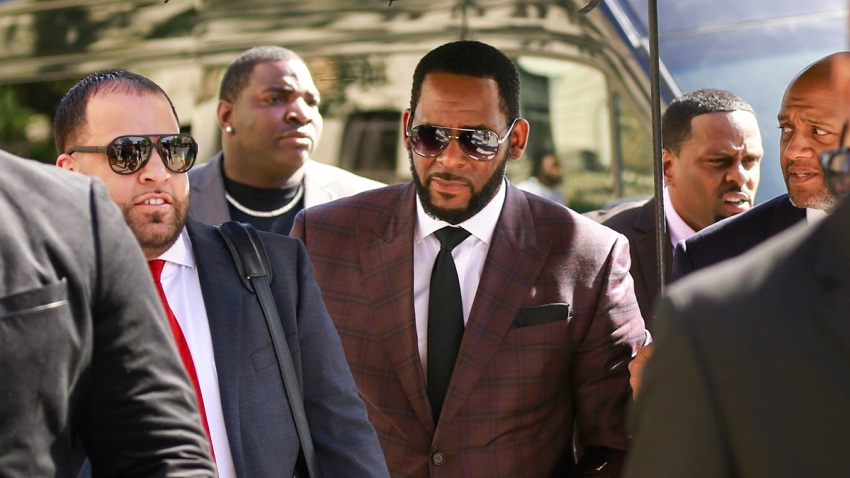 R Kelly Indictment