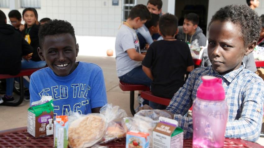 Refugee Schools