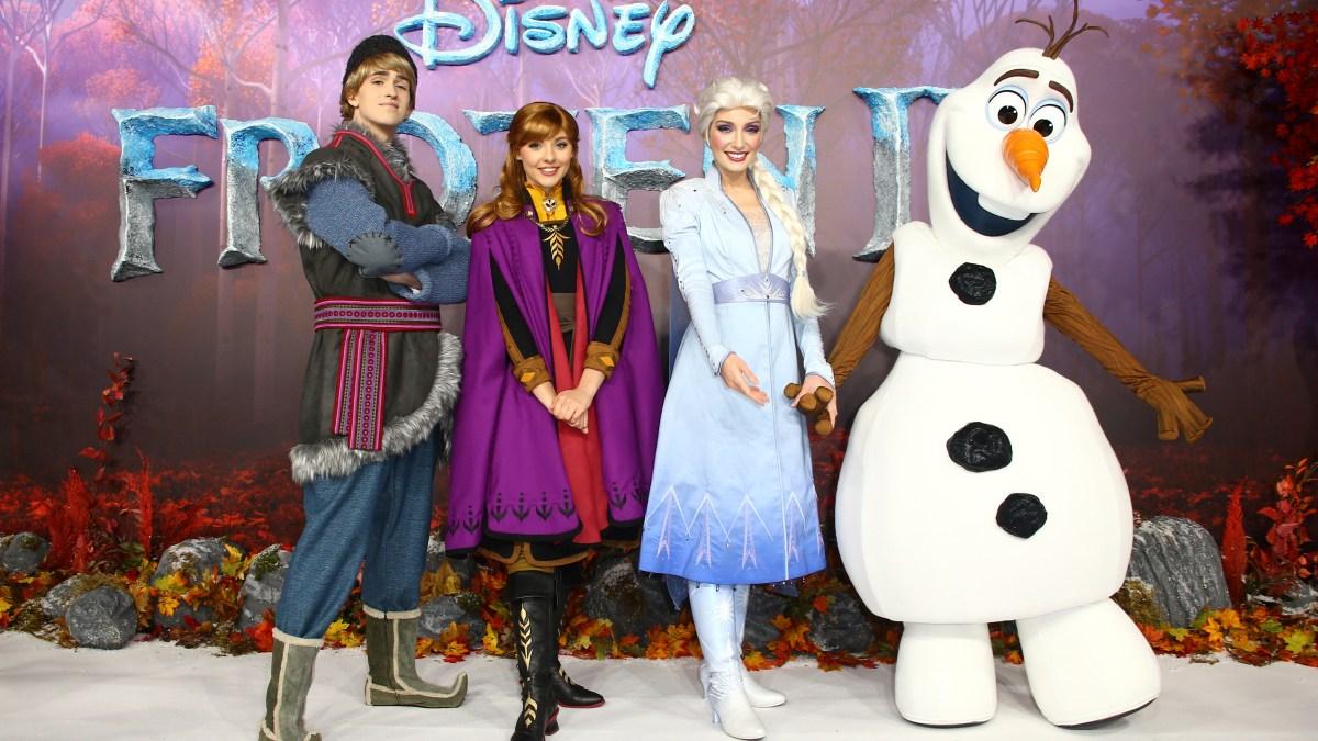 Frozen Disney Plus