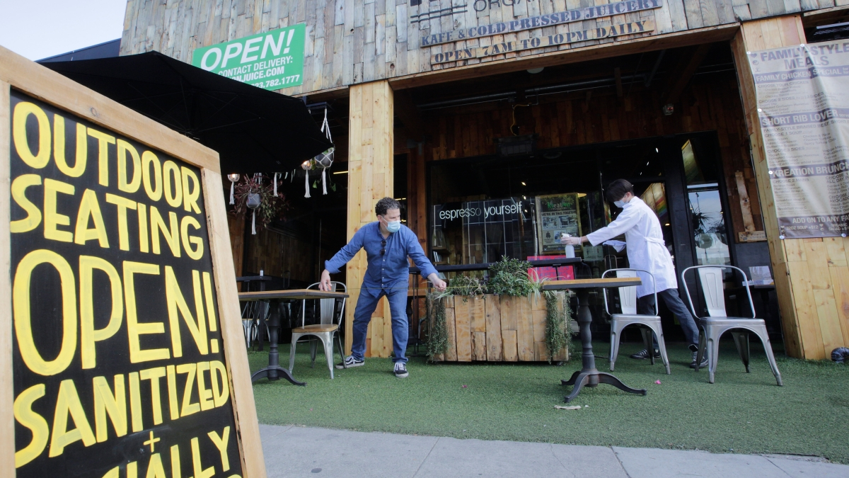 California to Let Schools, Gyms Bars and More Reopen Next ...