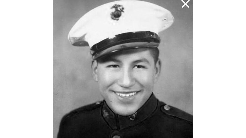 U.S. Marine Pfc. Ciprian Contreras