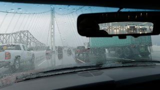 Bay Bridge Leaks Fixed