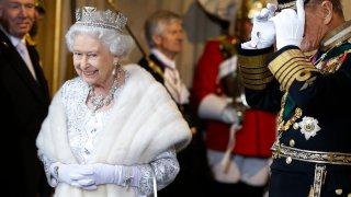 Britain Queen's Speech
