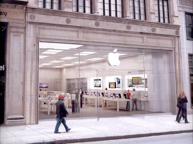 Apple Store - Walnut Street Rendering Crop
